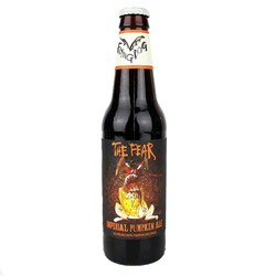 Bild von Flying Dog - THE FEAR - IMPERIAL PUMPKIN ALE - USA 0,33l