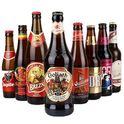 Bild von Bierabo Set 2019 April international