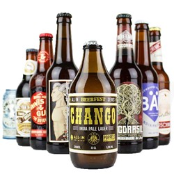 Bild von Bierabo Set 2019 April Craft Beer