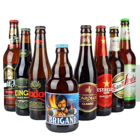 Bild von Bierabo Set 2019 August international