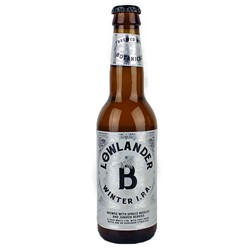 Bild von Lowlander Beer  - WINTER - INDIA PALE ALE - aus Amsterdam 0,33l