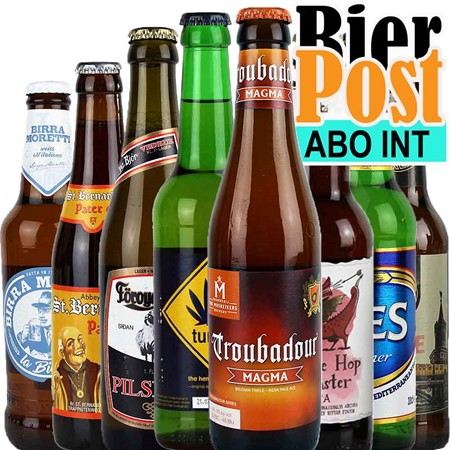 Bild von Bierabo Set INT 2020 September