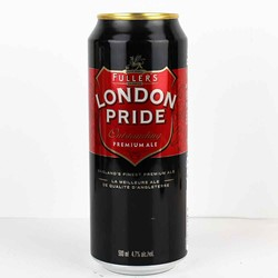 Bild von Fullers LONDON Pride - UK - 0,5l - DOSE